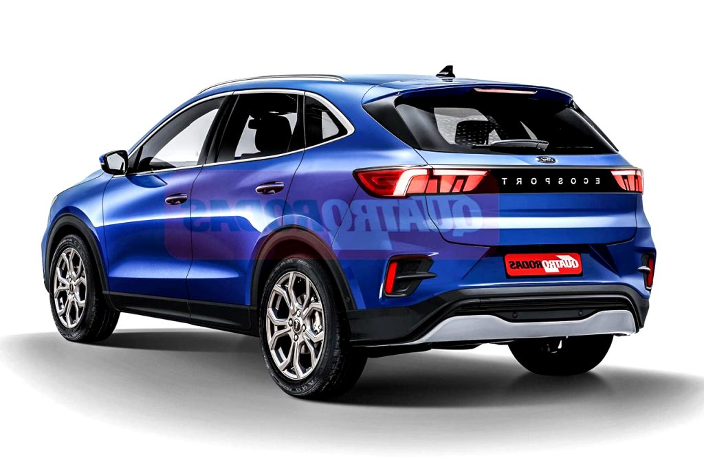 ford india ecosport 2020 Configurations