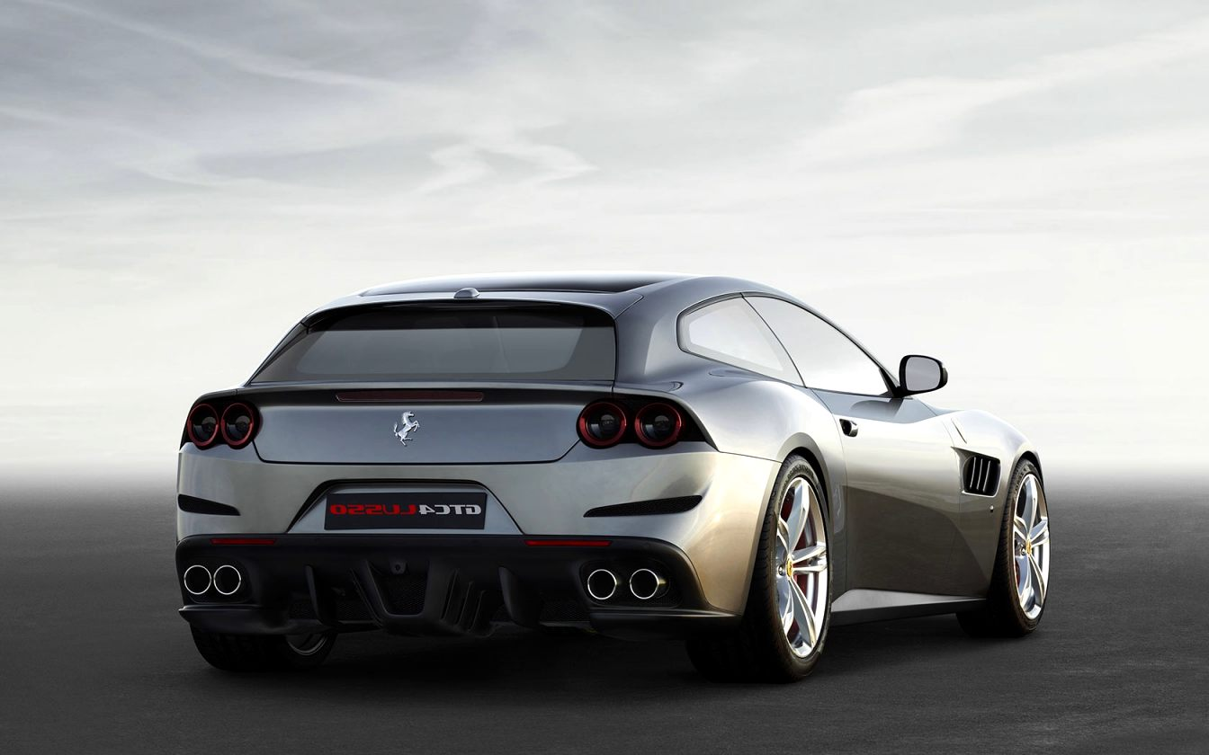 2020 ferrari gtc4lusso specs Redesign and Review