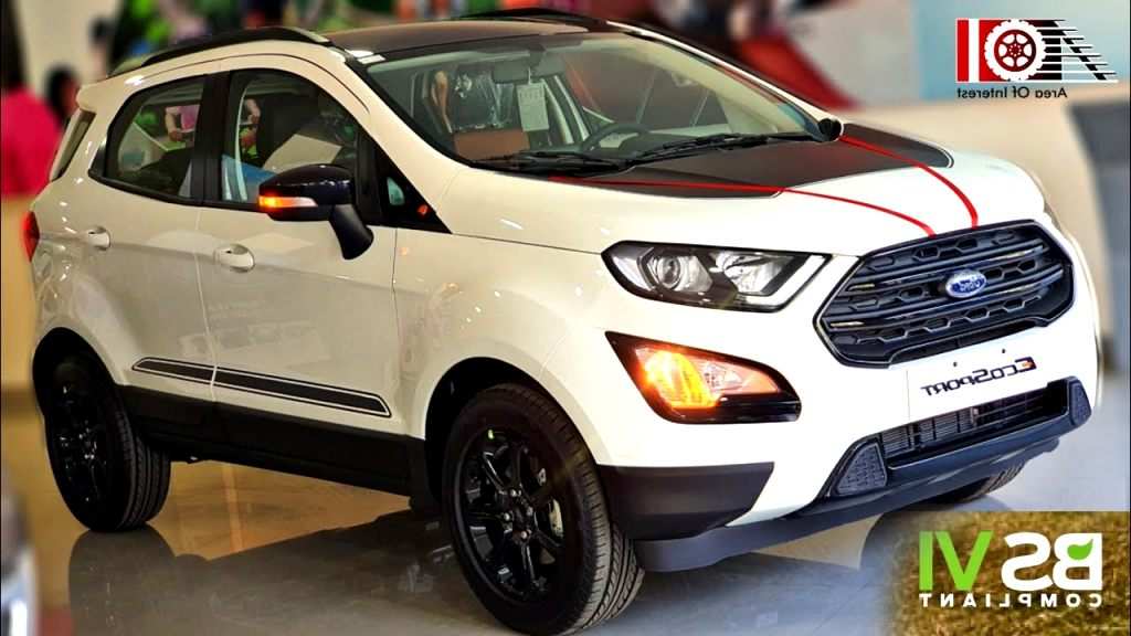 ford india ecosport 2020 Redesign and Concept