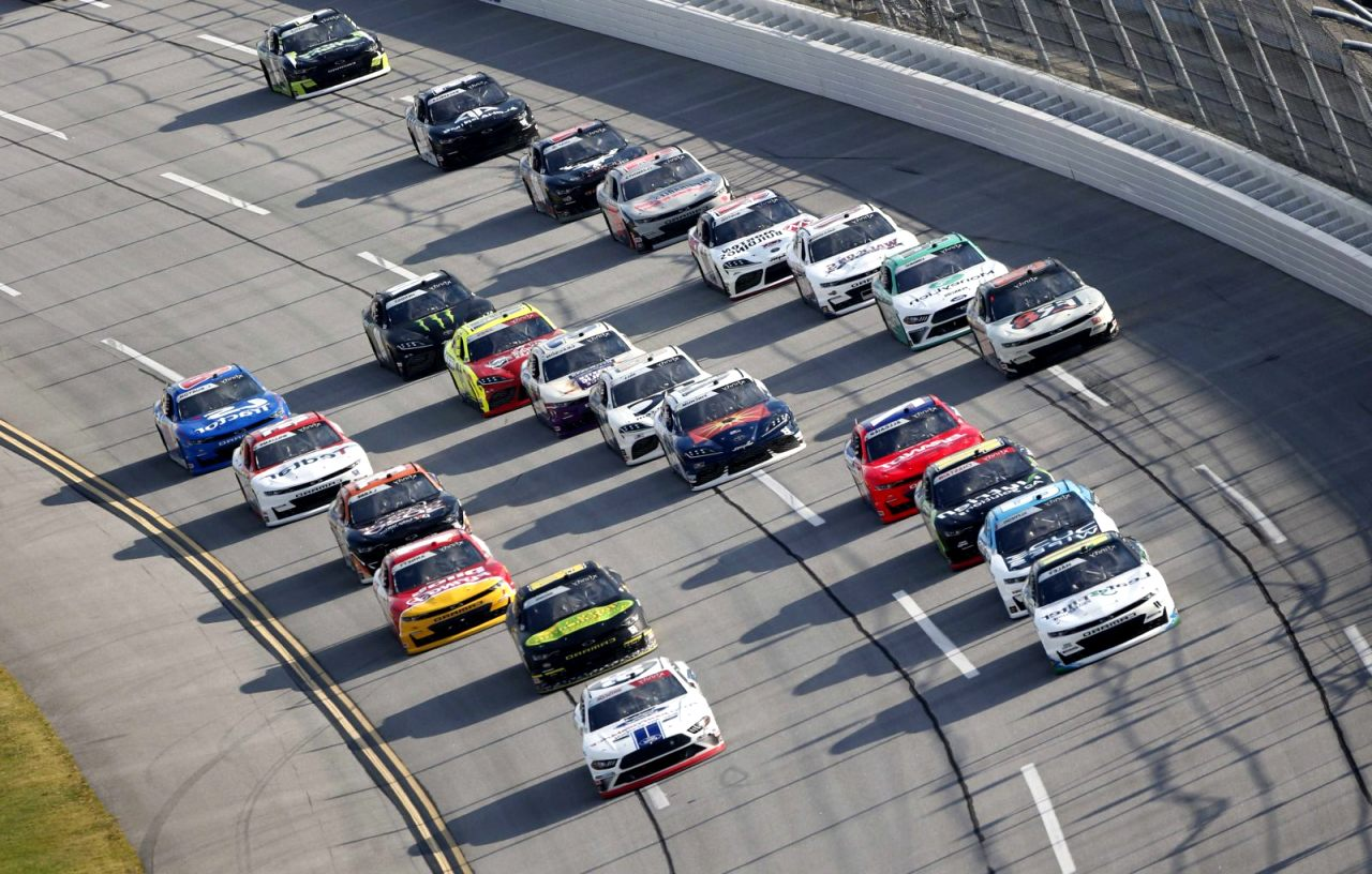 nascar xfinity schedule 2020 Redesign and Concept