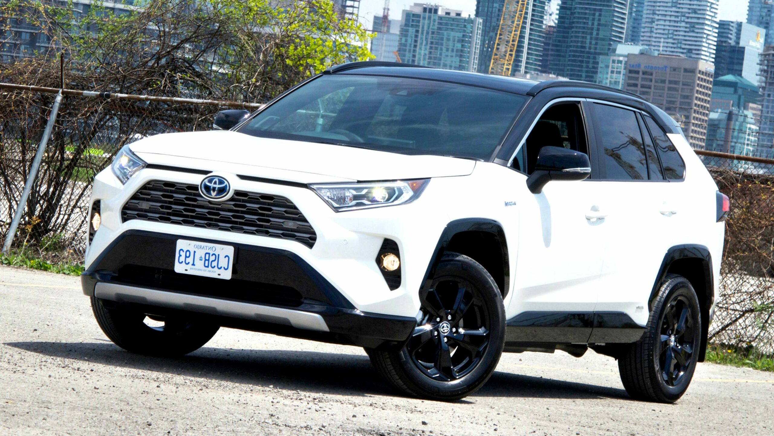 toyota xse hybrid 2020 Review