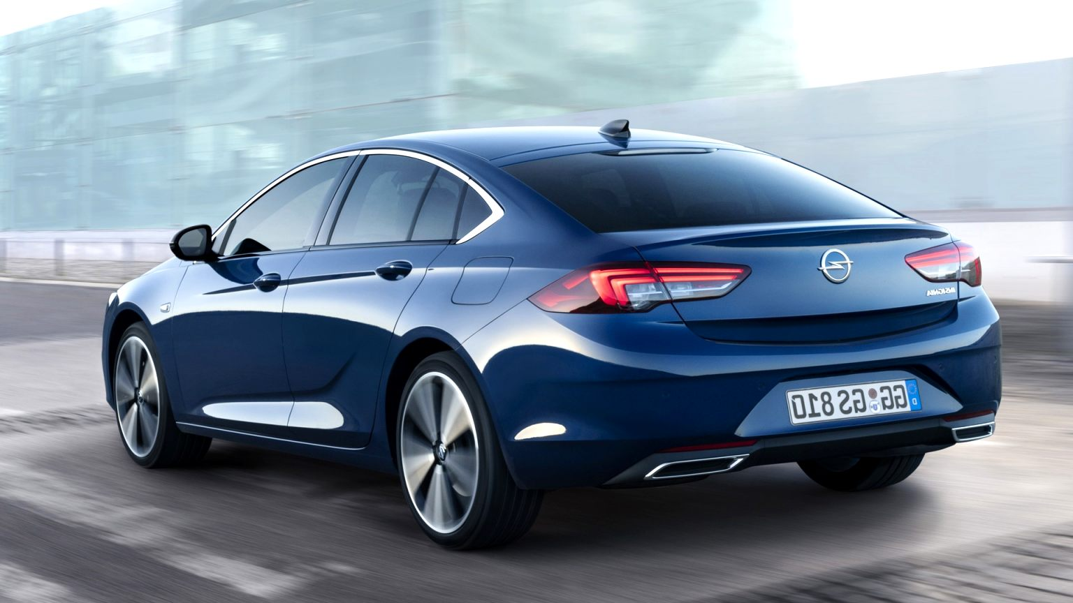 2020 opel insignia for sale First Drive