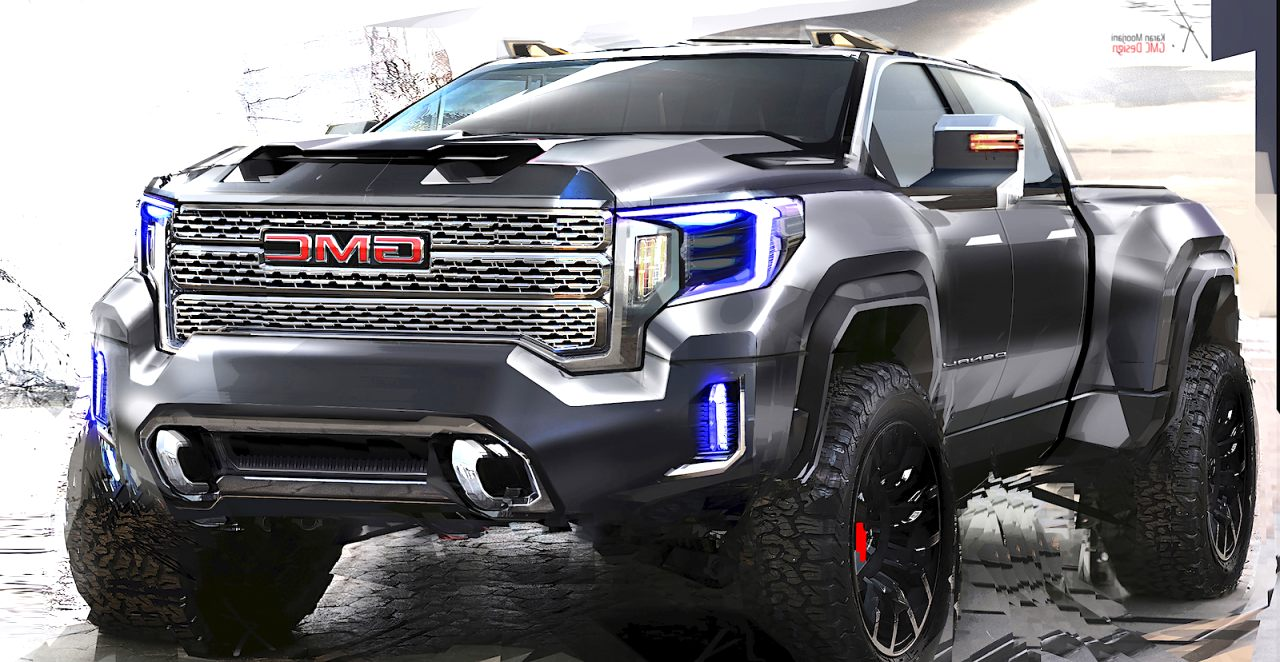 2020 GMC new truck Exterior and Interior