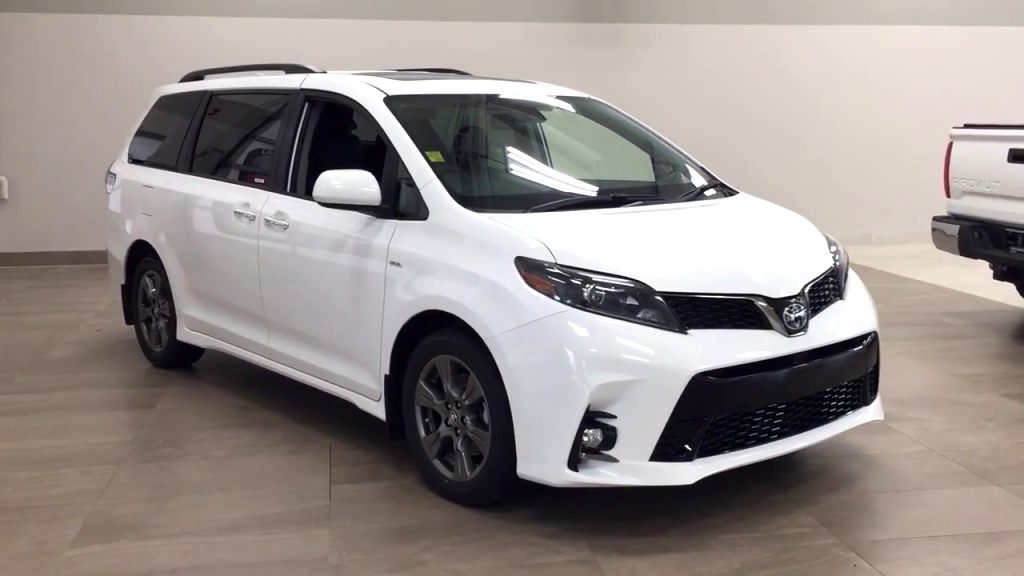 toyota odyssey 2020 Picture