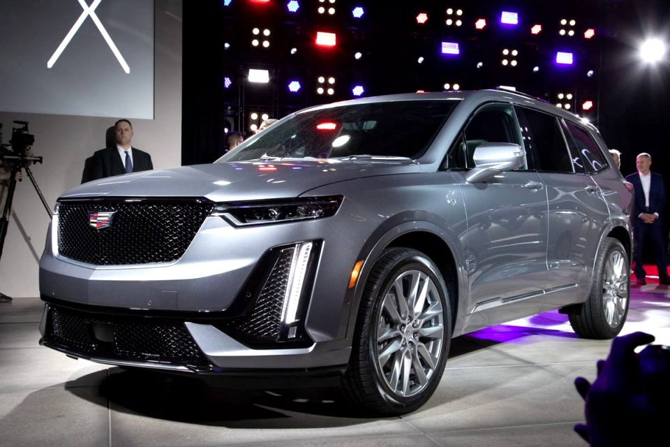 2020 cadillac pics Release Date