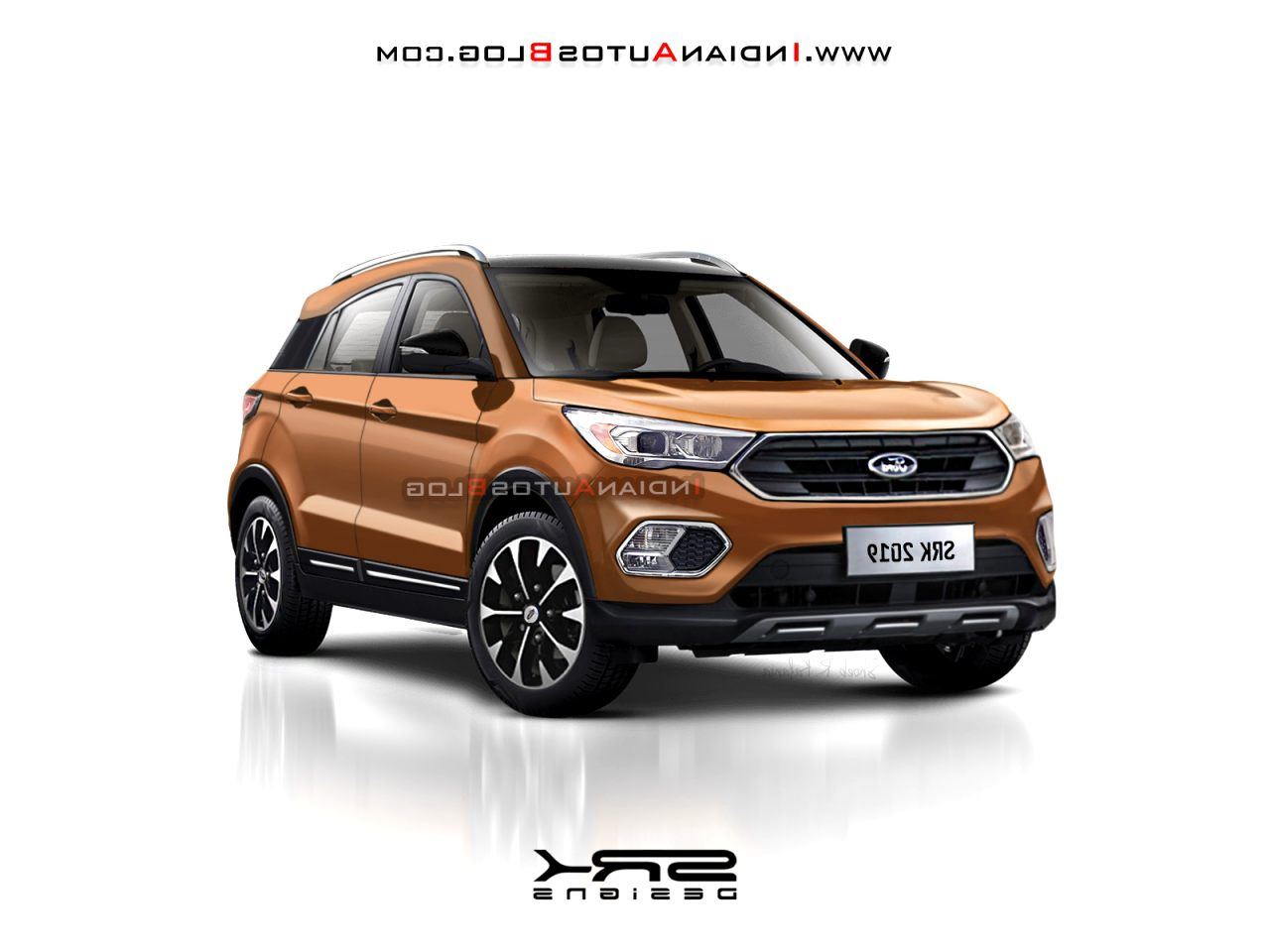 ford india ecosport 2020 Price and Review