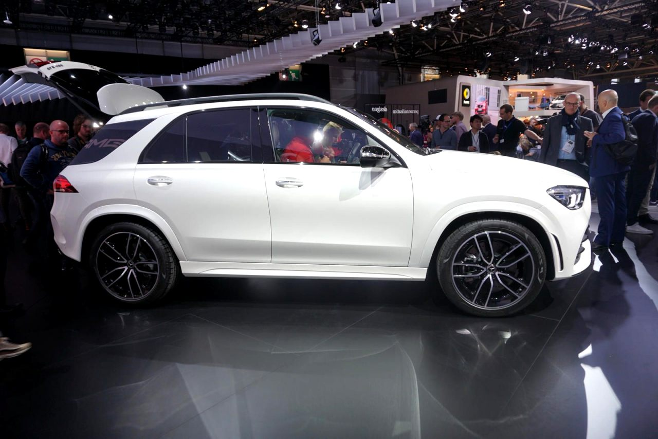 mercedes benz SUV 2020 Specs and Review