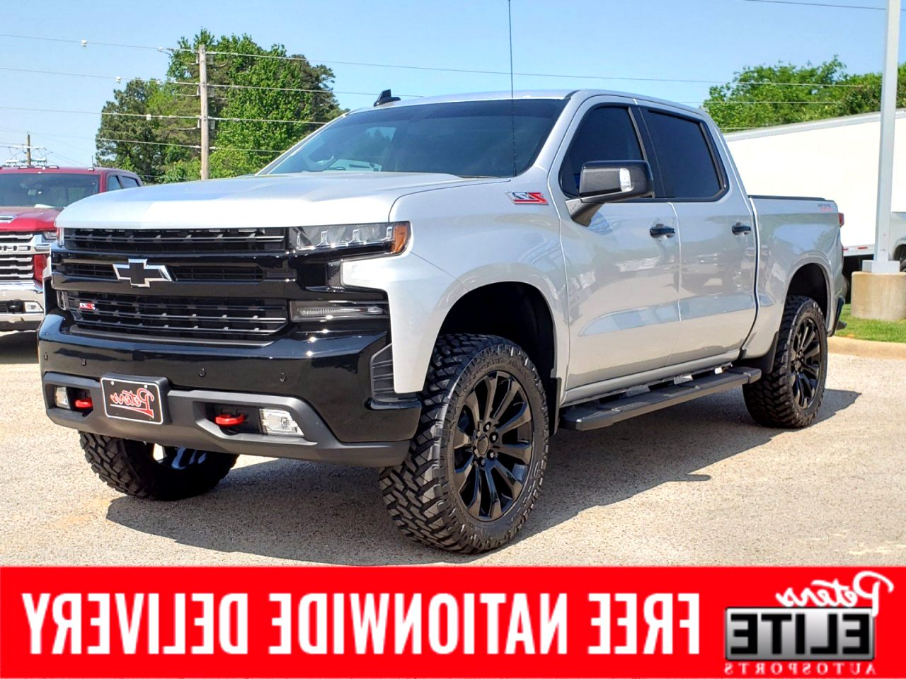 2020 chevrolet silverado 1500 lt trail boss