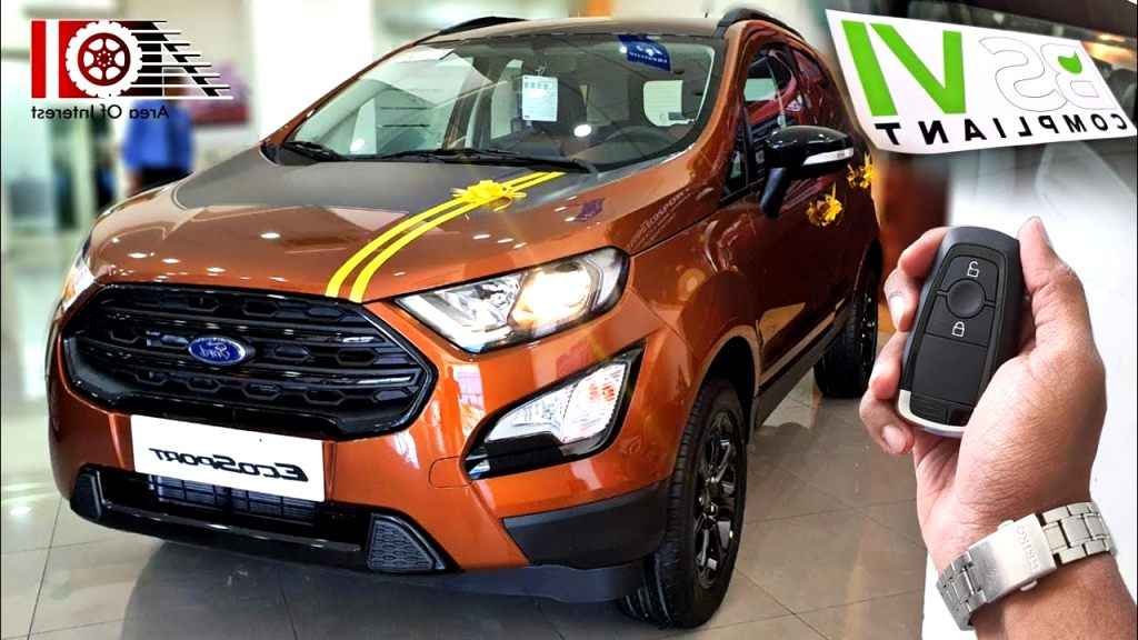 ford india ecosport 2020 Release Date and Concept
