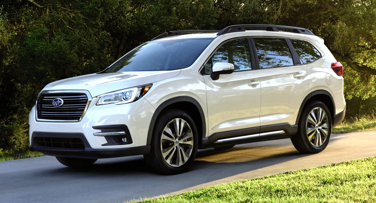 subaru ascent touring 2020