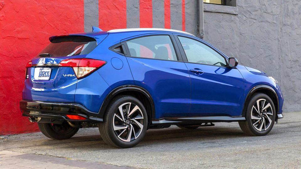 2020 honda hrv price Release Date and Concept