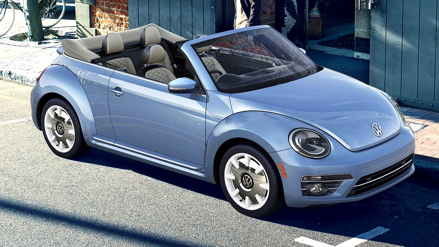 2020 white volkswagen beetle  Research New