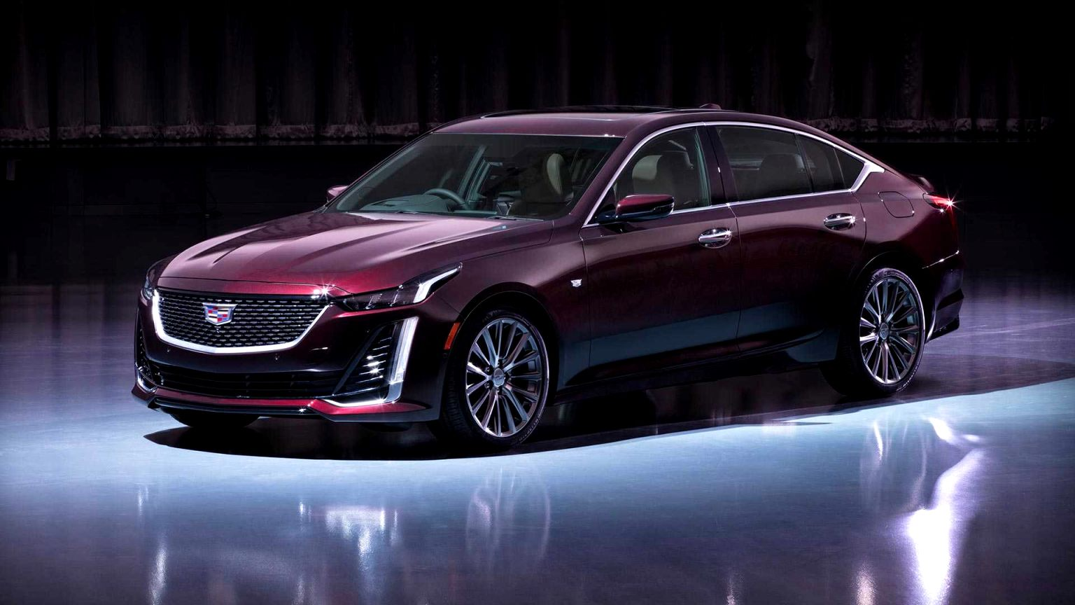 2020 cadillac pics Concept and Review
