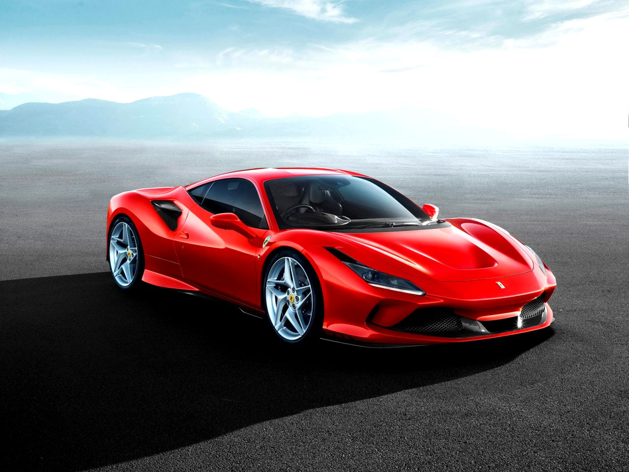 2020 ferrari engine  First Drive