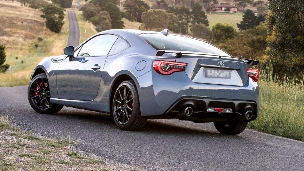 2020 toyota gt86 trd Specs and Review
