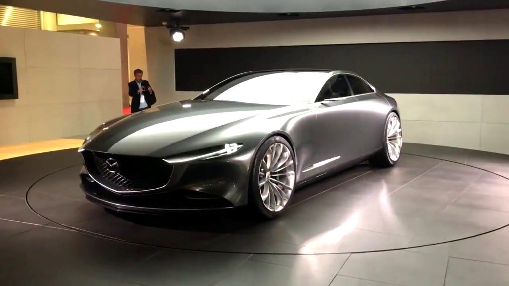 mazda vision 2020  New Review