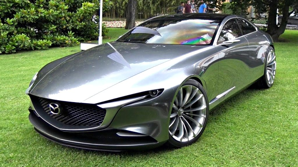 mazda vision 2020  Specs and Review