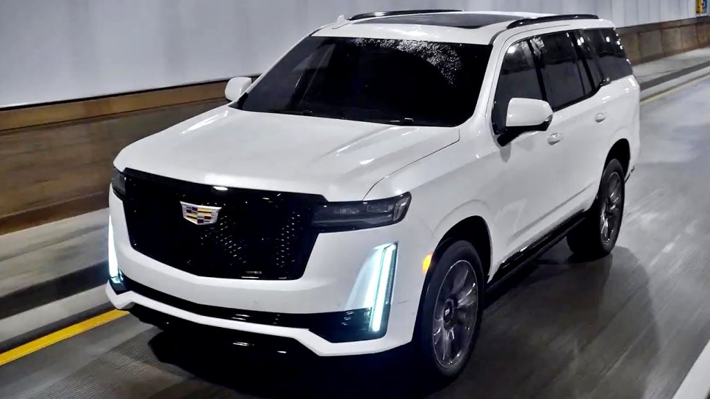 cadillac pickup truck 2020