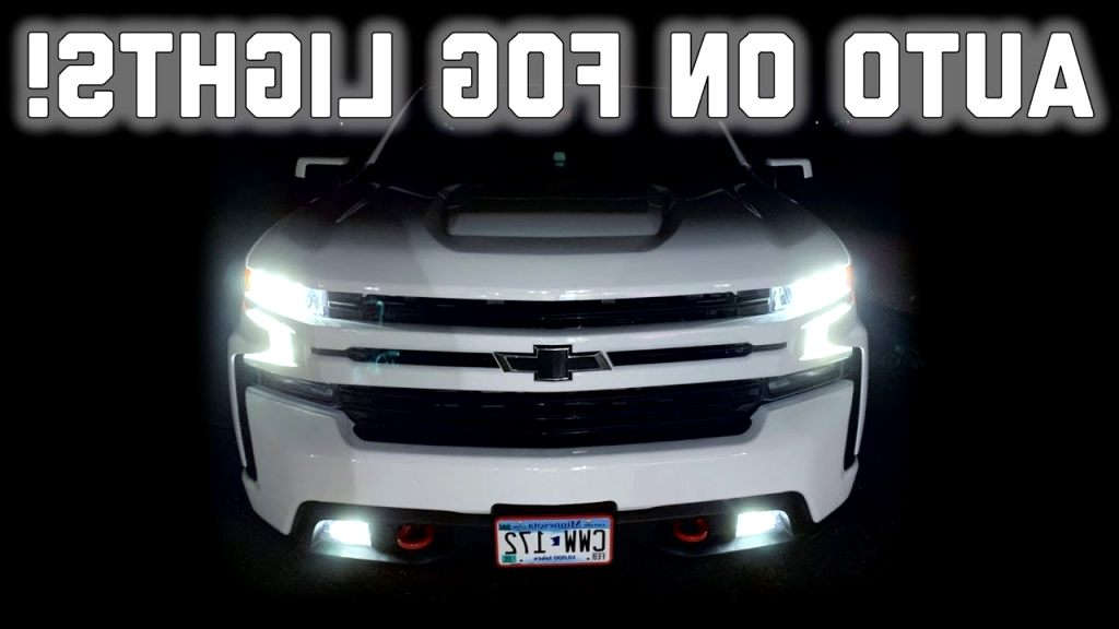 2020 GMC fog lights Price and Release date