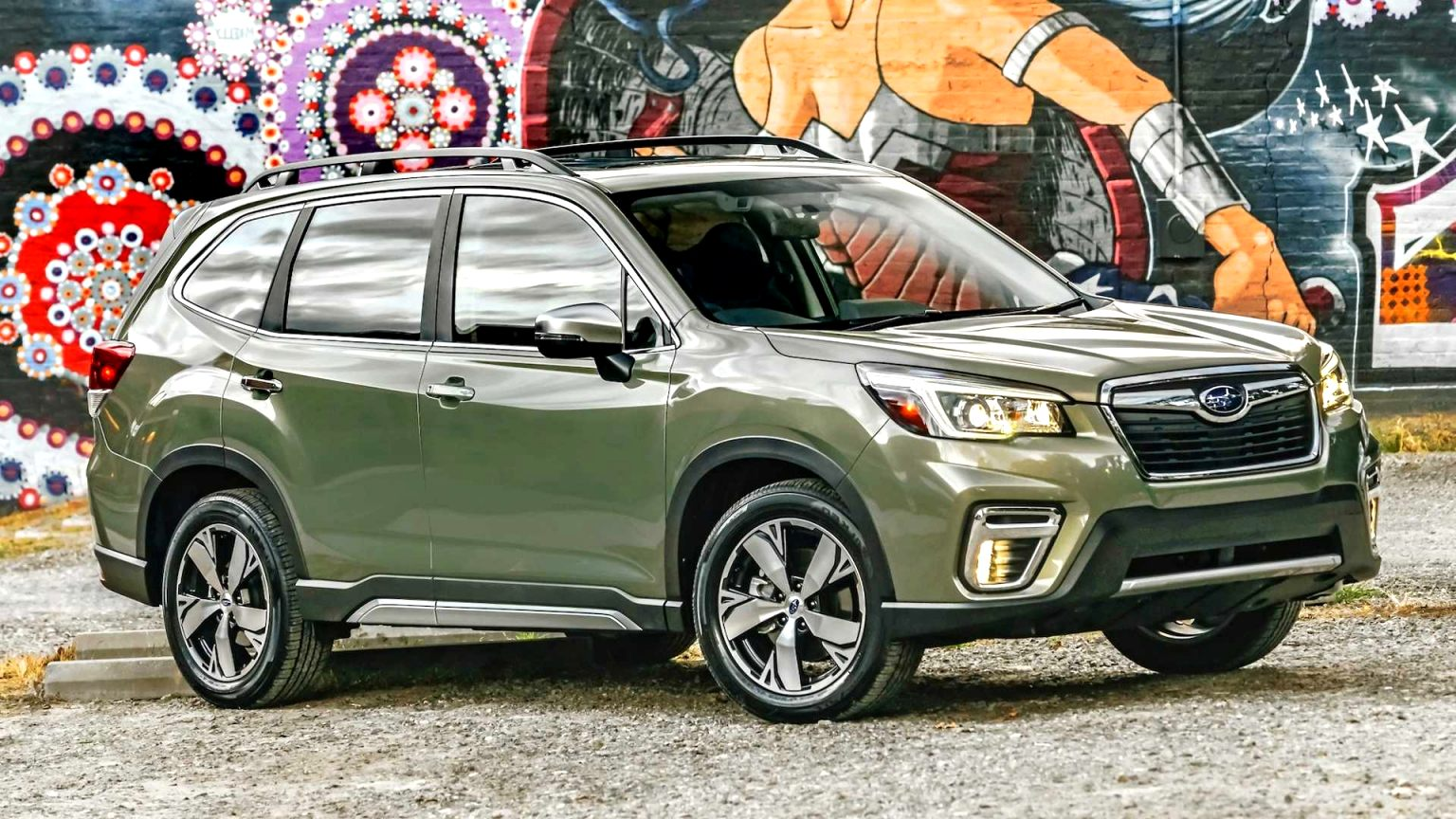 subaru touring 2020 Release Date and Concept