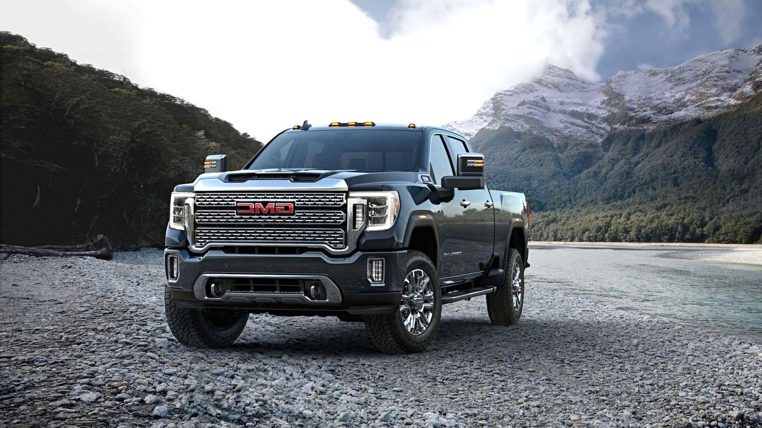 2020 GMC new truck Review
