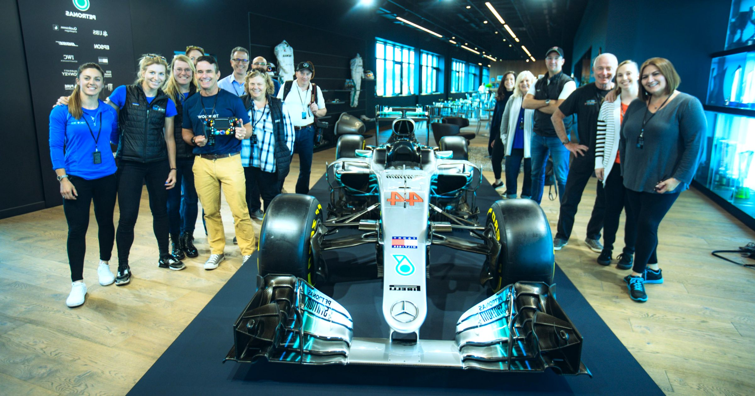 mercedes f1 factory tour 2020 Pricing