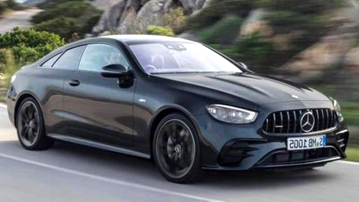mercedes e class coupe 2020 Specs and Review