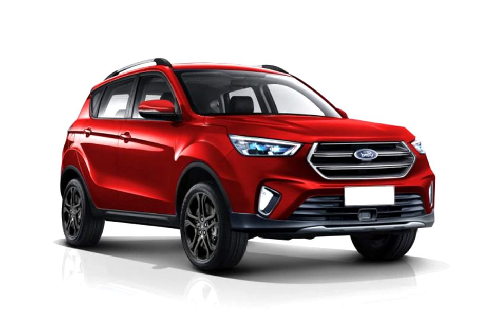 ford india ecosport 2020 New Model and Performance