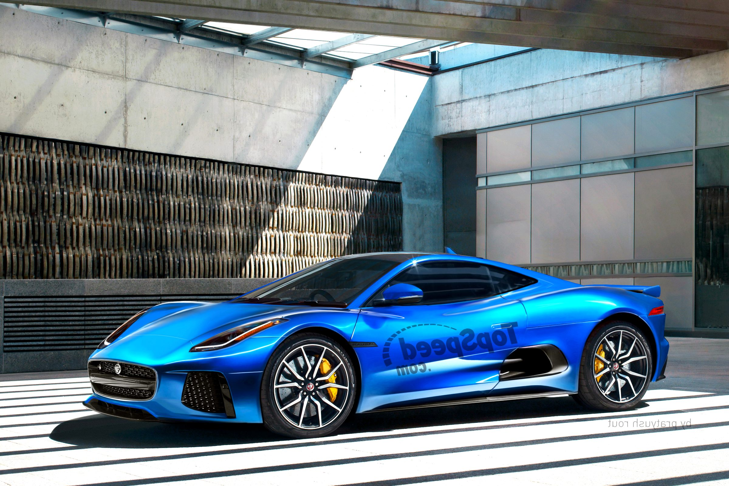 2020 jaguar types New Model and Performance