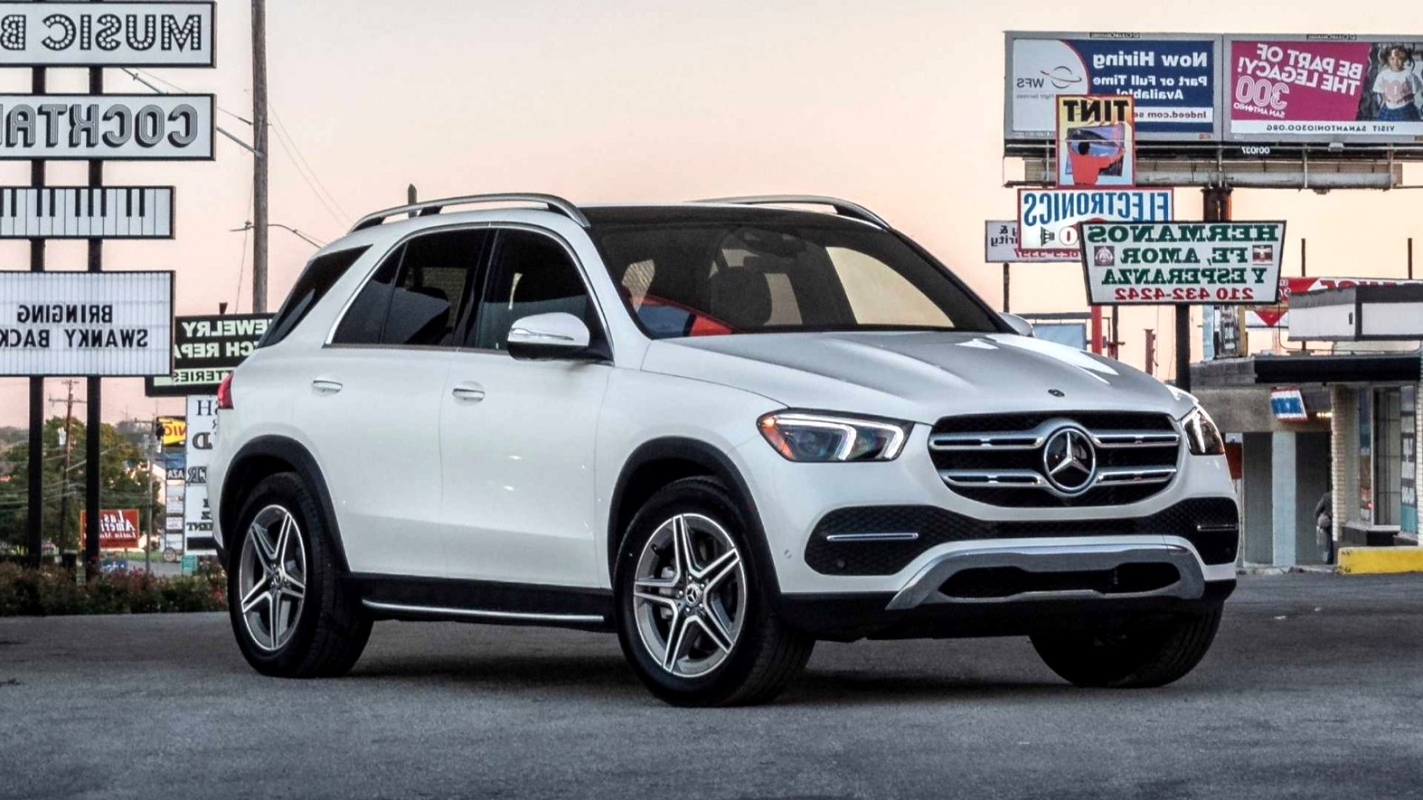mercedes diesel SUV 2020 Review