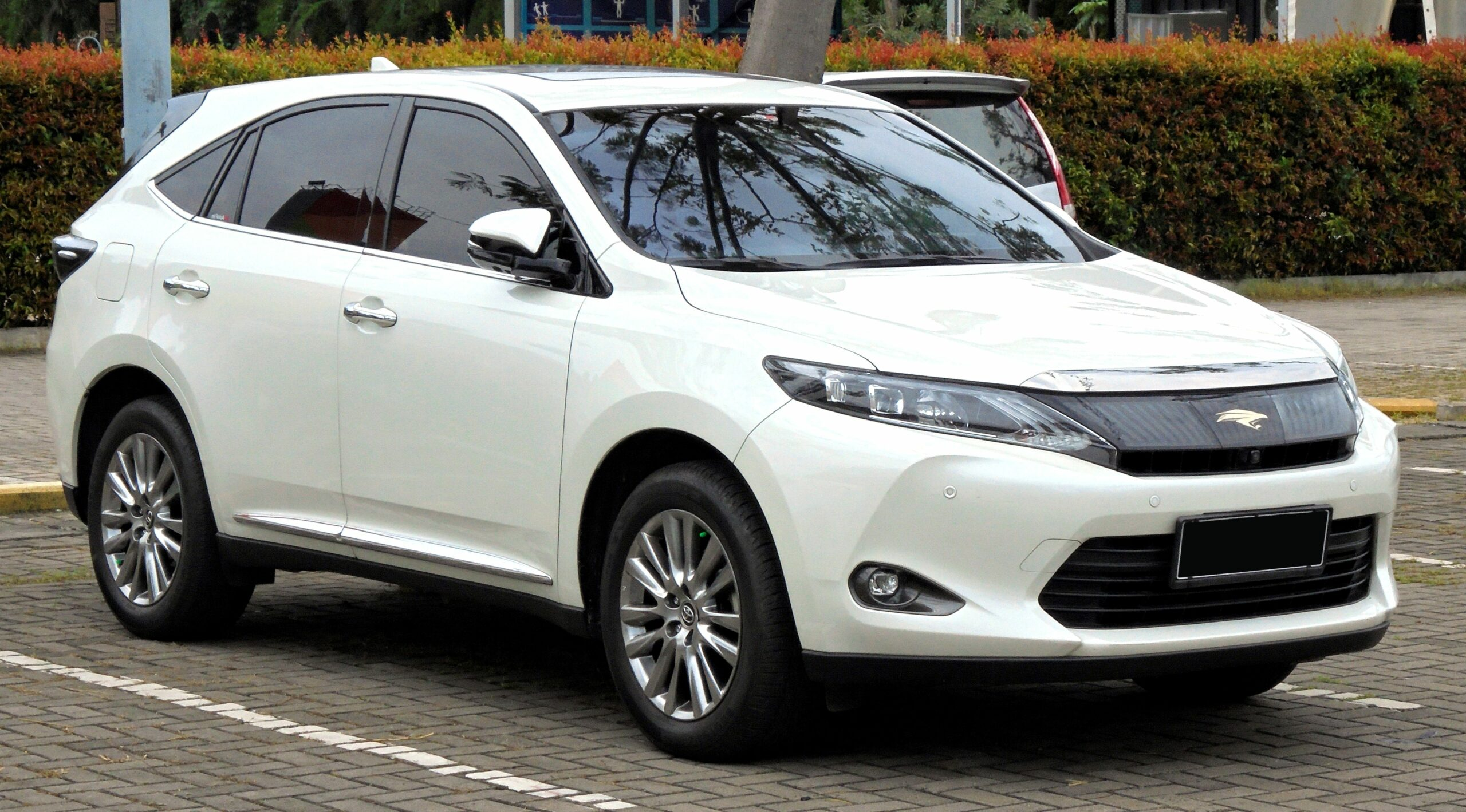 2020 toyota harrier Price, Design and Review