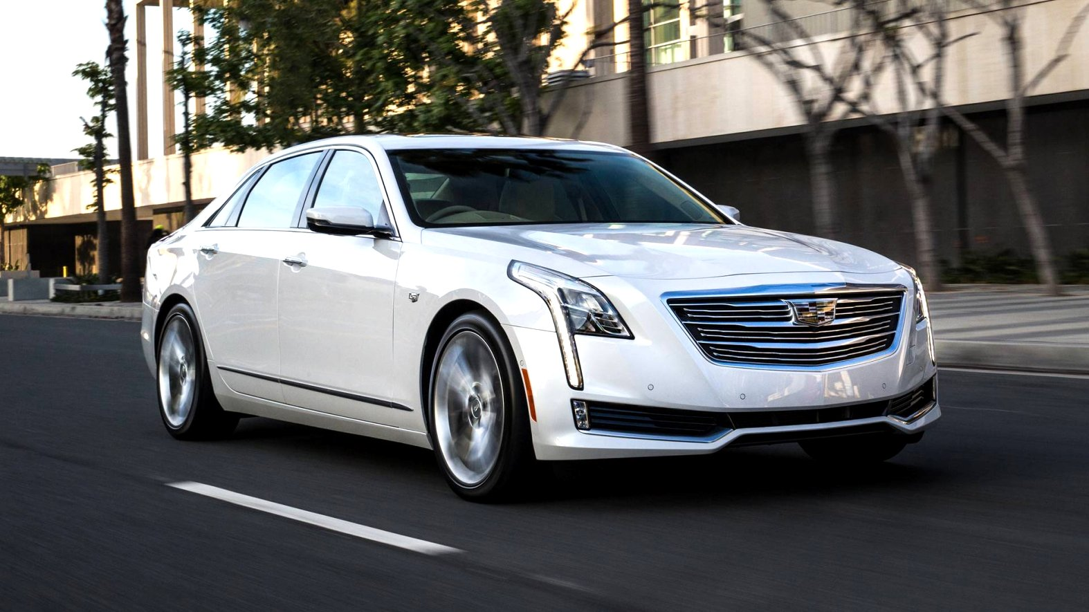 cadillac through the years 2020 First Drive