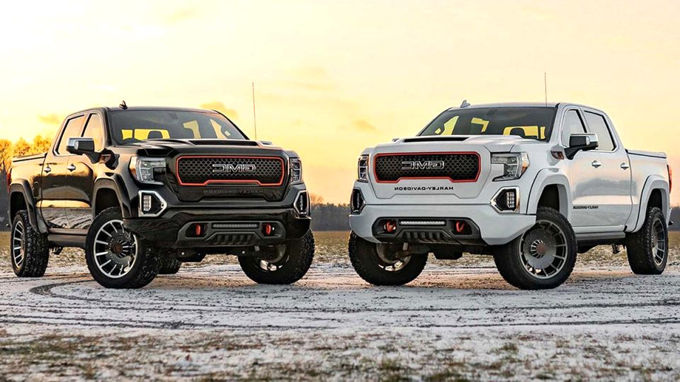 GMC sierra 2020 price Redesign and Concept