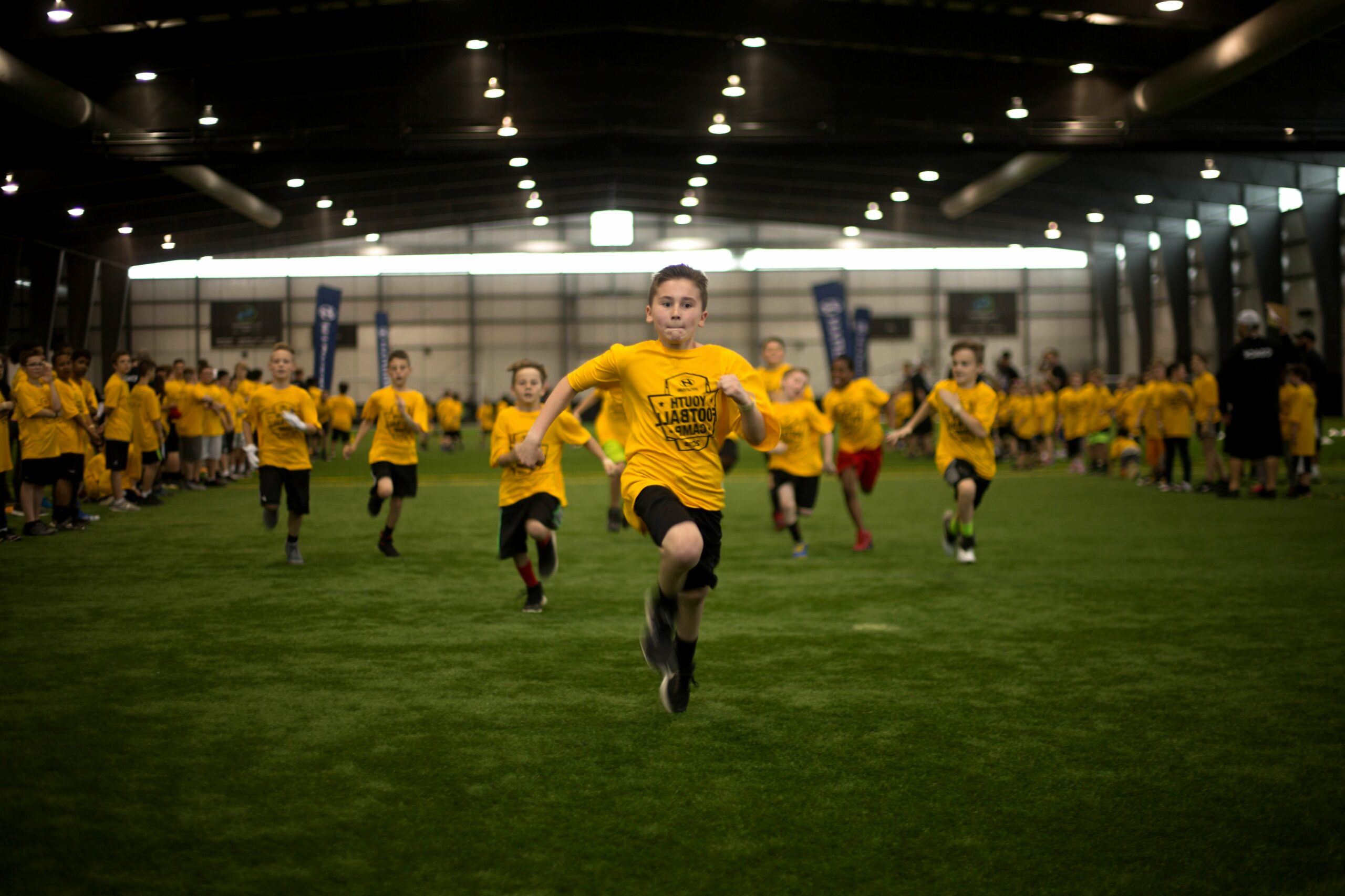 2020 hyundai youth football camp Picture