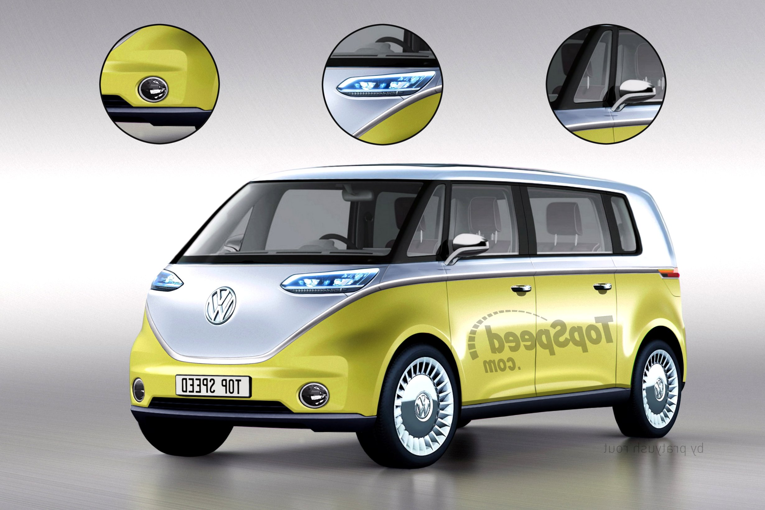 2020 volkswagen bus Price and Review