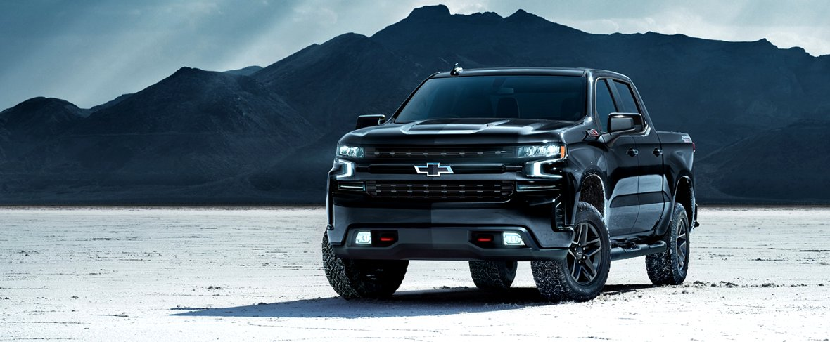 chevrolet for 2020 Overview