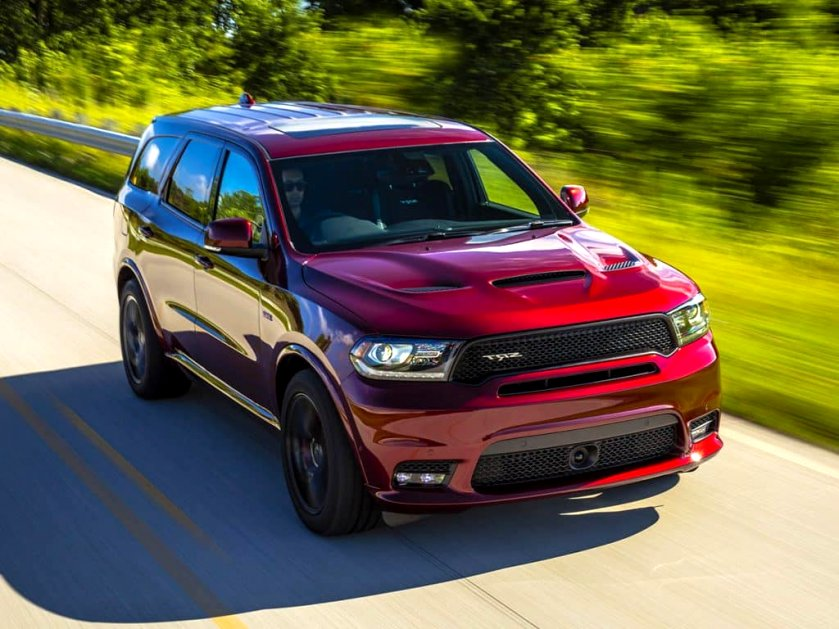 2020 dodge full size SUV Redesign