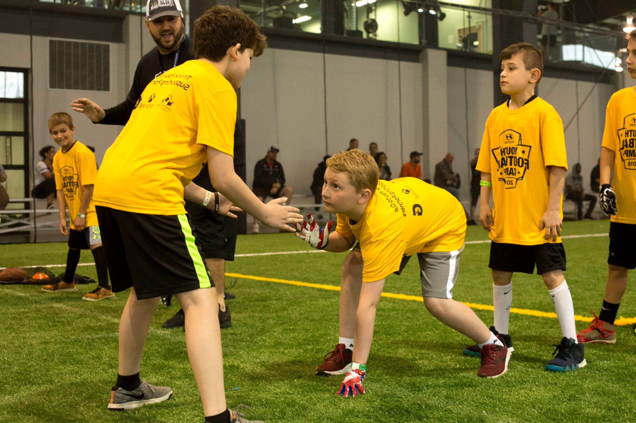 2020 hyundai youth football camp Configurations