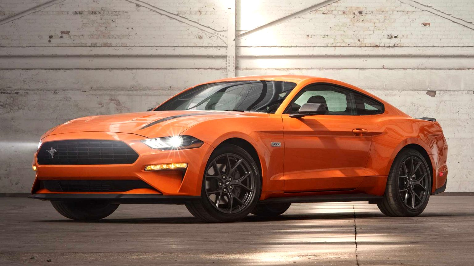 ford mustang ecoboost 2020 Exterior and Interior