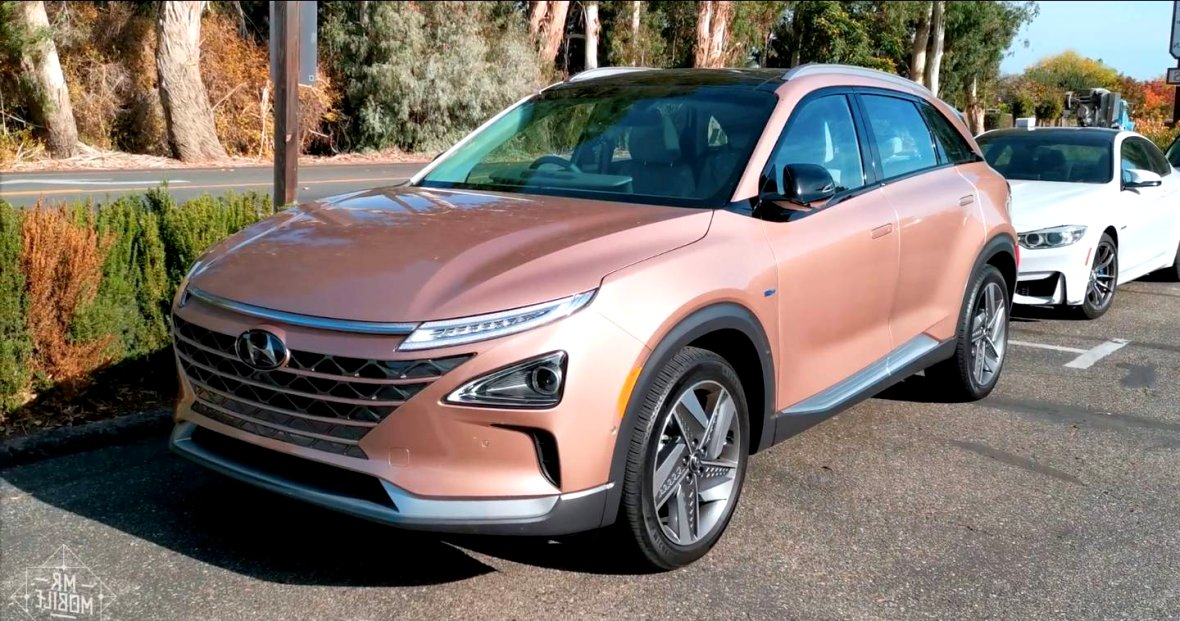 2020 hyundai nexo review Review and Release date