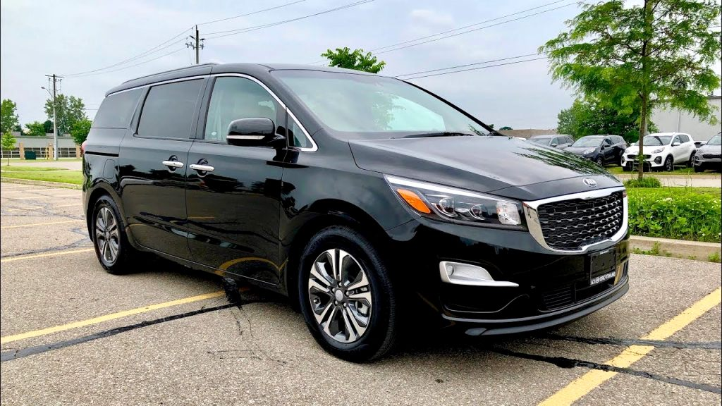 kia a sedona 2020 Specs and Review