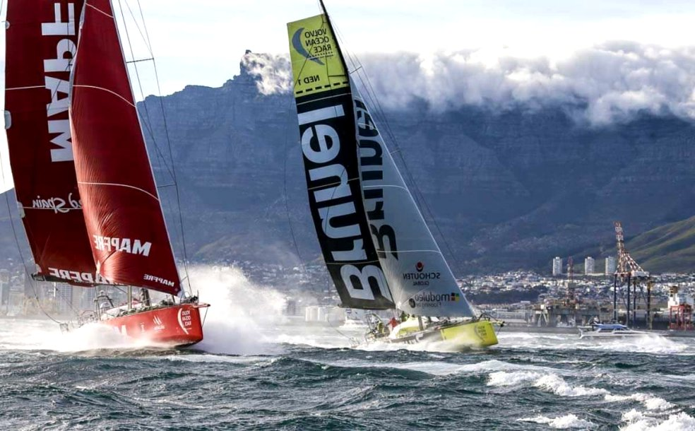 volvo yacht race 2020 Images