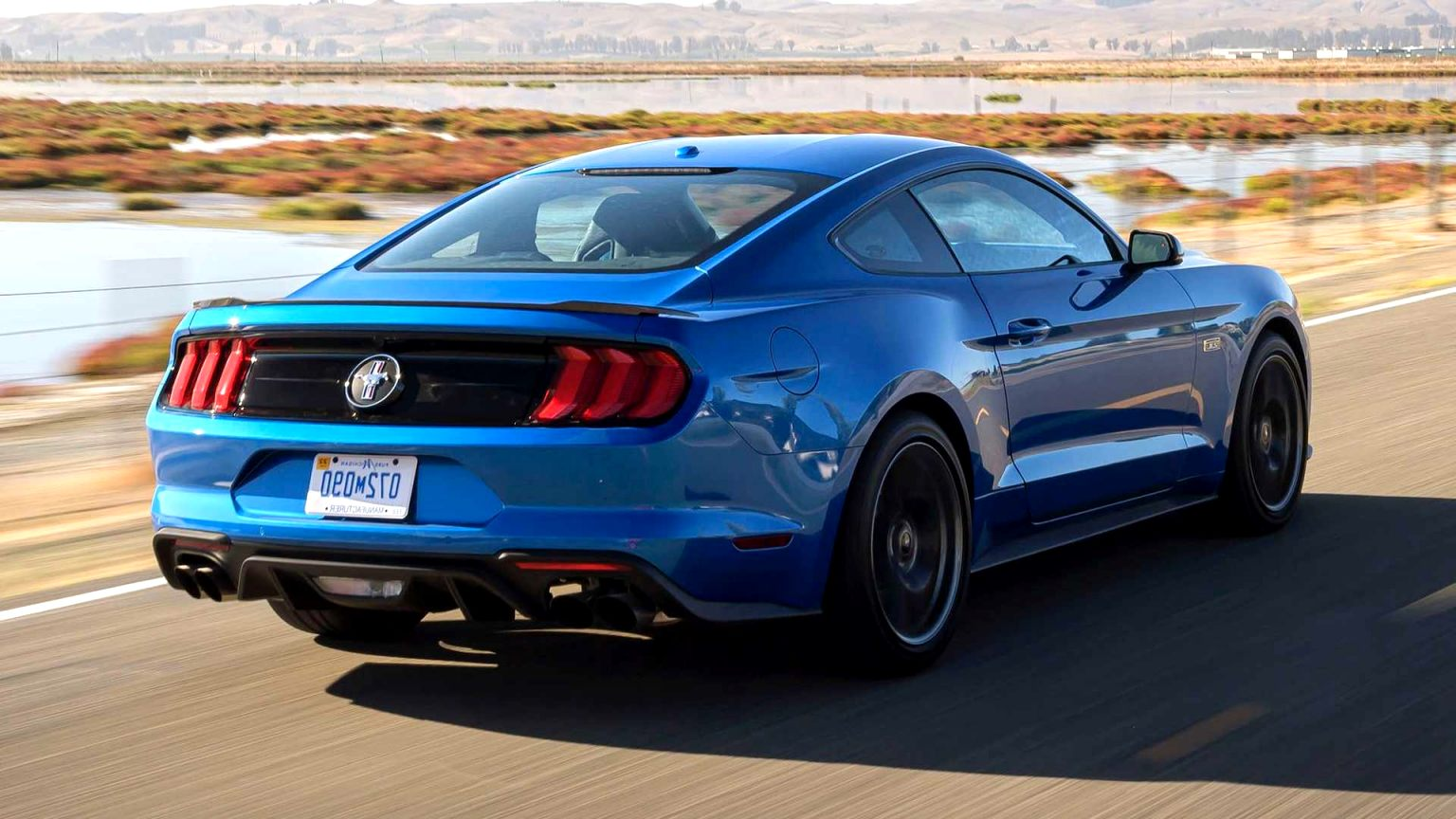 ford mustang ecoboost 2020 Style