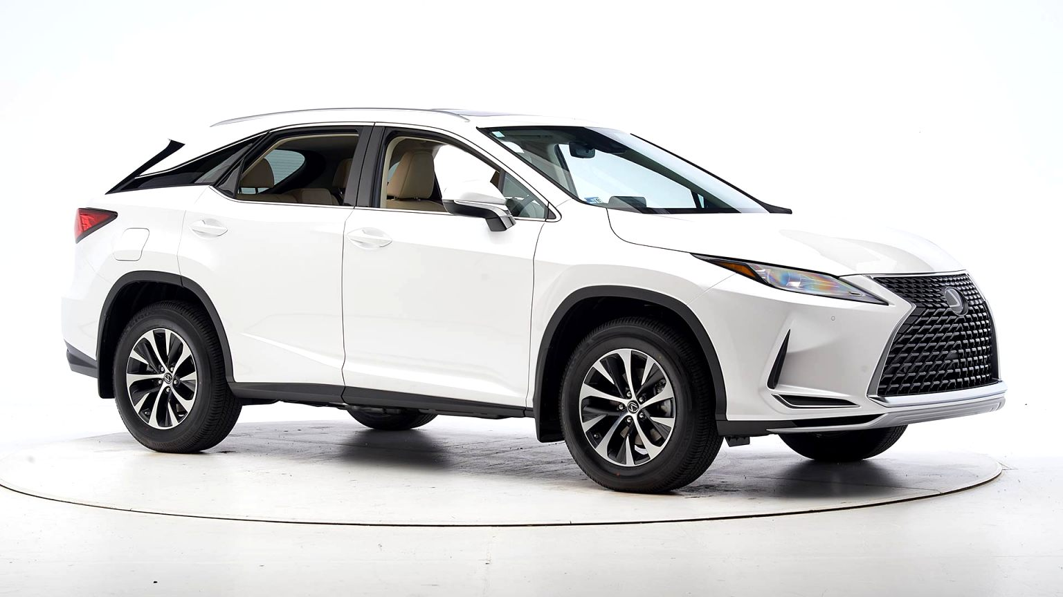 lexus white SUV 2020 Concept and Review