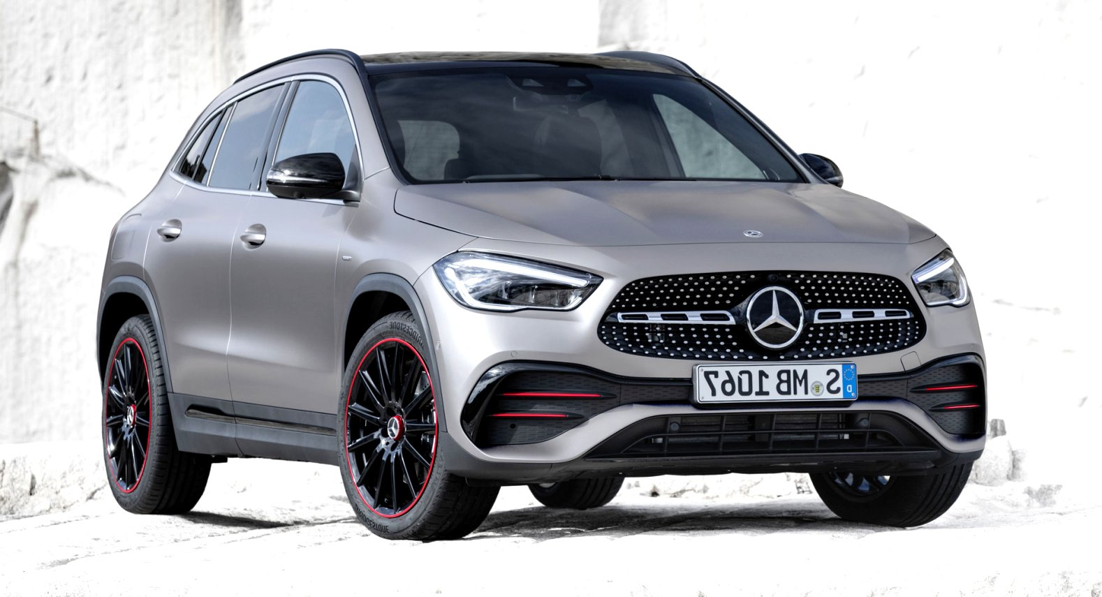 mercedes diesel SUV 2020 Photos