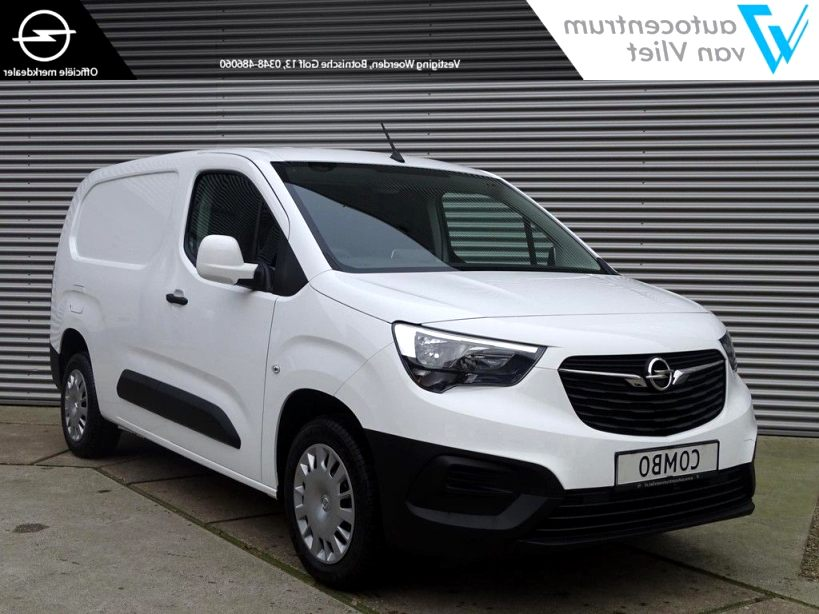 2020 opel combo van Concept and Review