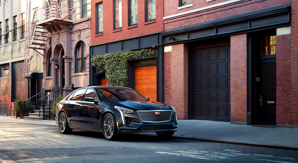 cadillac through the years 2020 Spy Shoot