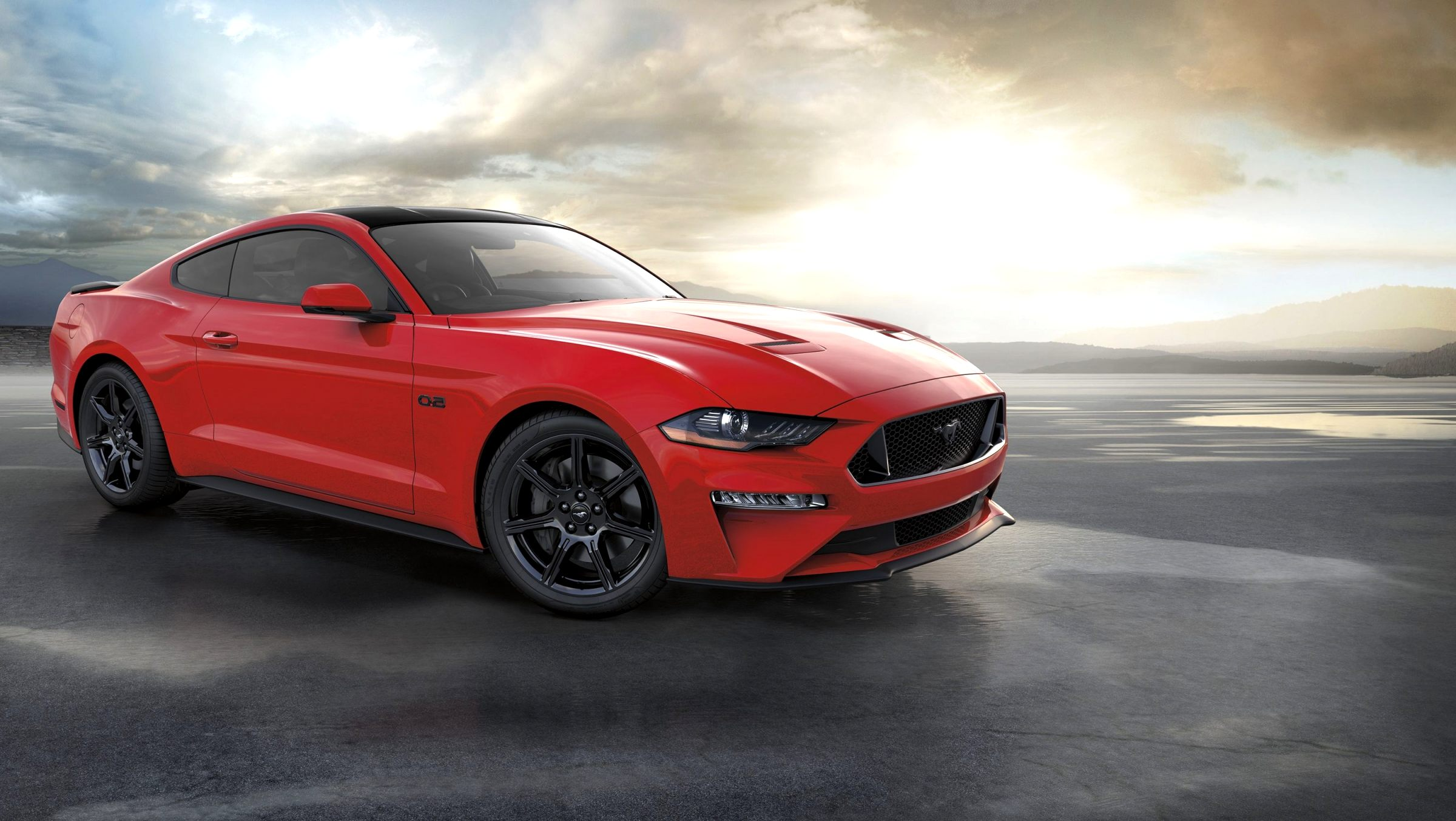 ford mustang ecoboost 2020 Configurations
