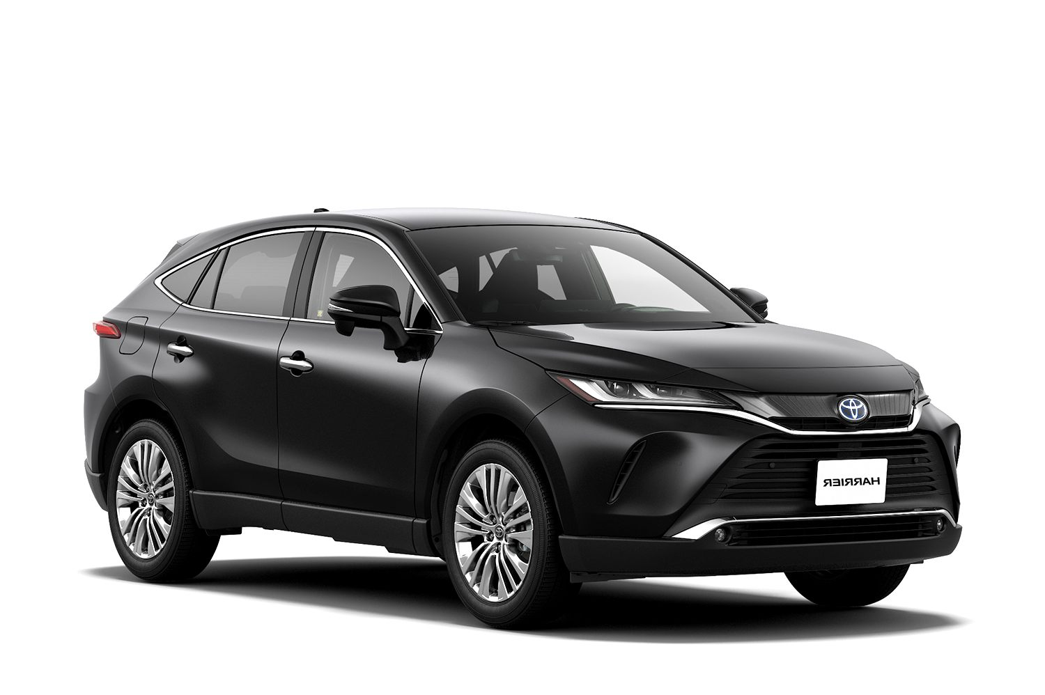 2020 toyota harrier Research New