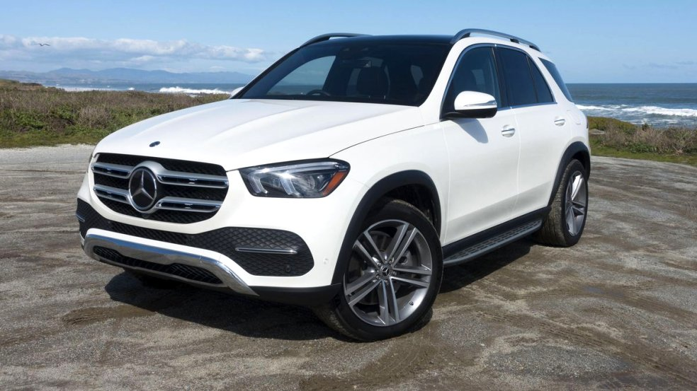 mercedes diesel SUV 2020 Model
